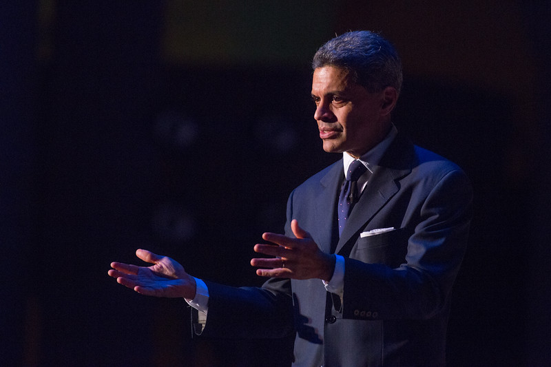 2016 Festival of the Arts BOCA presents Journalist & Author Fareed Zakaria, Washington Post Columnist and CNN Host