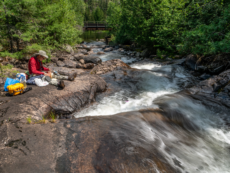 Pogamasing Falls