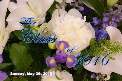 2016 Graduation (05-29-16)