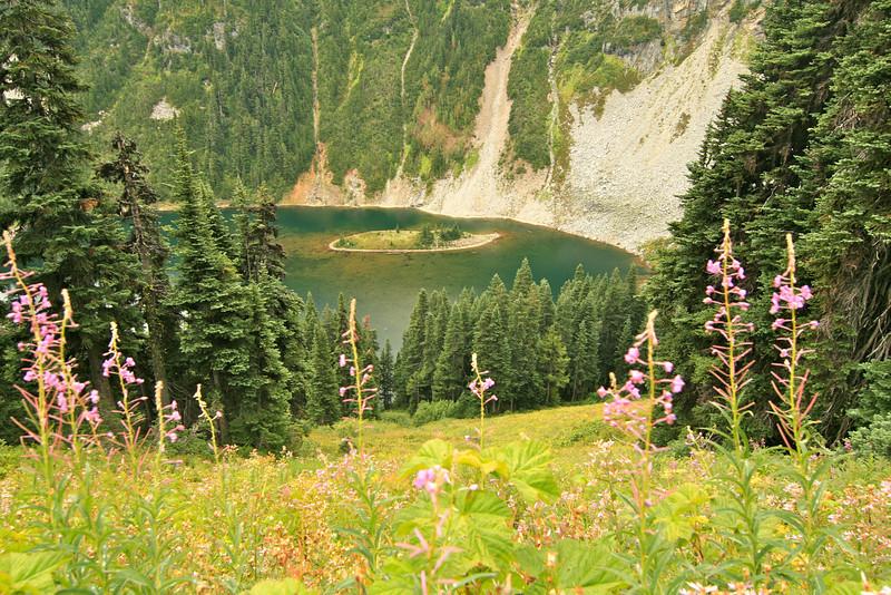 Lake Ann.