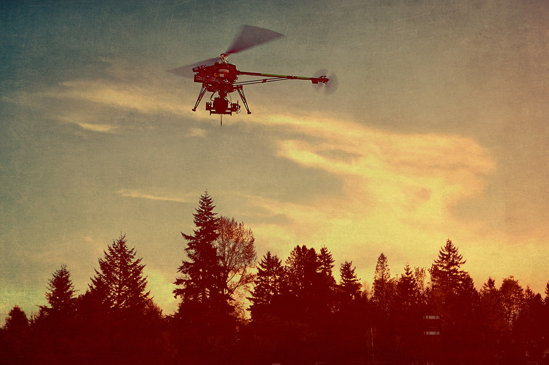 SHIFTED cinema Chopper