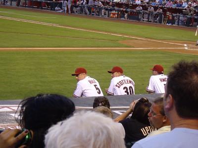 D-Backs game 5-8-09
