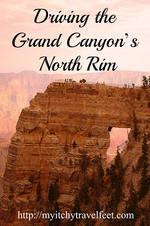 Tips for driving the Cape Royal Road at the North Rim of the Grand Canyon.