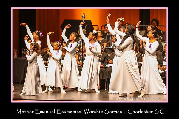 Mother Emanuel Ecumenical Worship Service