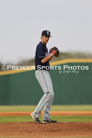 Boerne Champion Varsity Baseball vs. PNG 2/22/2014