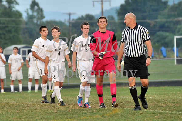 Varsity - Berks Catholic vs Schuylkill Valley Boys Soccer