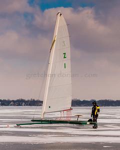 Sawyer |  Iceboats | 2016 NIYA