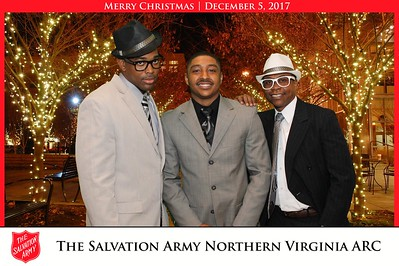 The Salvation Army Gala 2017