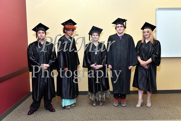 RACC GED Graduation 2017