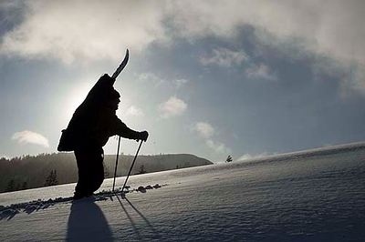 Backcounty Ski trip