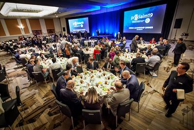 Media Leadership Dinner