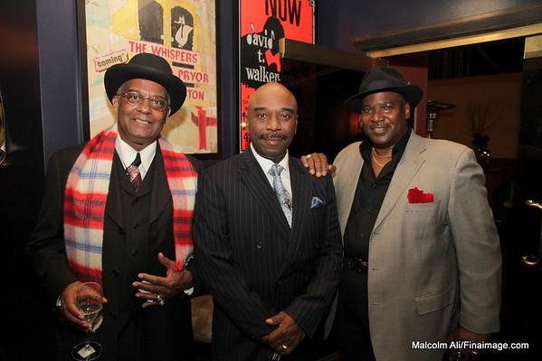 Mavericks Flat 50th Birthday Celebration Curtis Fralin, Eric Brown and JR Sealy 11-12-2012
