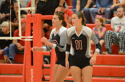 Volleyball vs. Orrville (away)