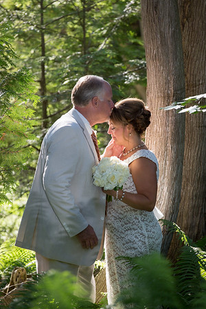 Mackinac Island Wedding on Grand Hotel porch by Paul Retherford Photography