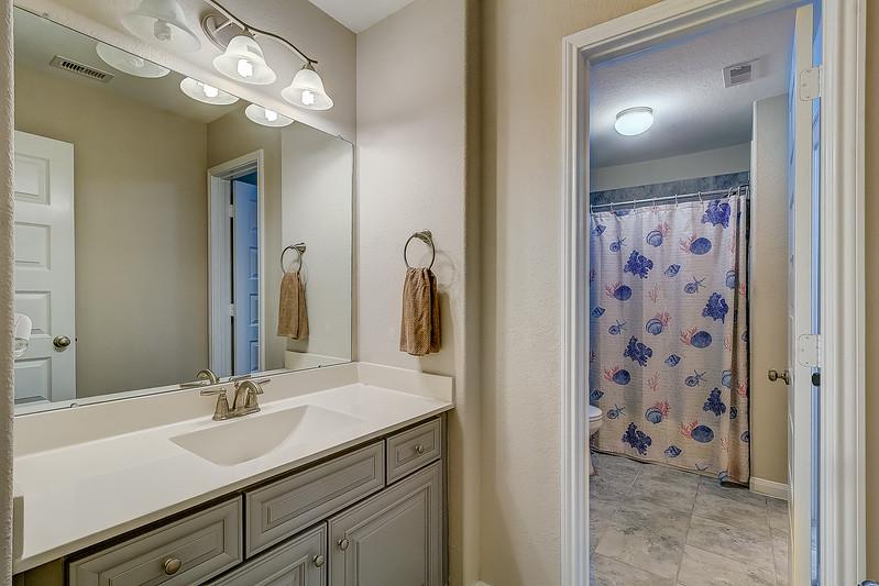 Jack-and-Jill Bathroom