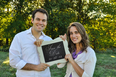 Kaeleigh and Rob engagement