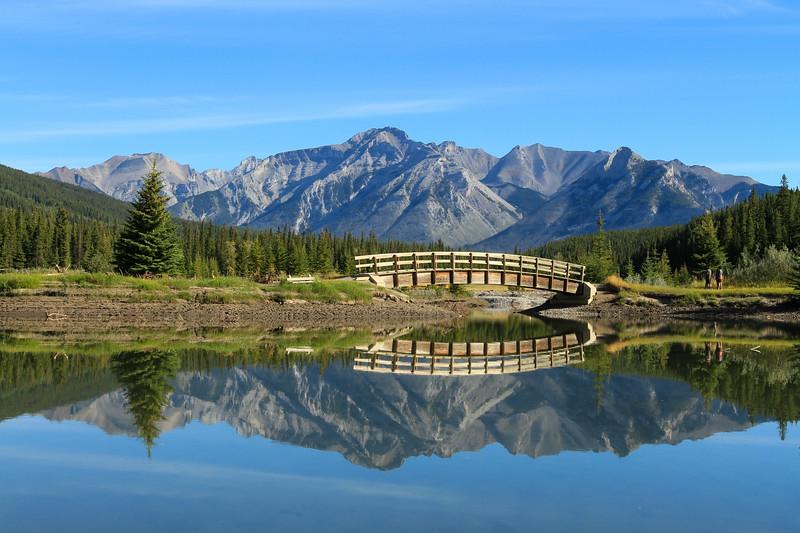Cascade Ponds - Banff National Park