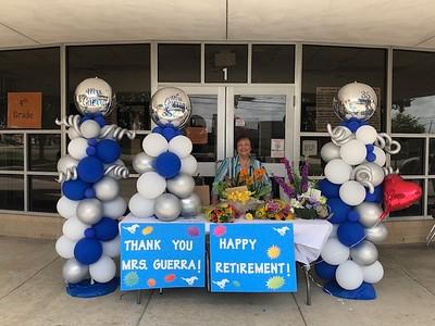 Mrs. Guerra's Retirement