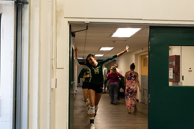 2019-20 Cal Poly Volleyball