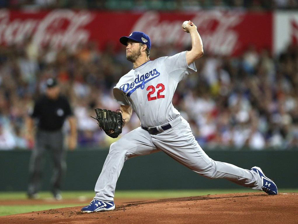 """. <p>10. (tie) LOS ANGELES DODGERS <p>Now have baseball�s highest payroll, though you should feel free to continue hating on Yankees. (previous ranking: unranked) <p><b><a href=\'http://www.twincities.com/twins/ci_25417827/dodgers-top-spender-ending-yanks-15-year-streak\' target=\""""_blank\""""> HUH?</a></b> <p>   (AP Photo/Rick Rycroft)"""