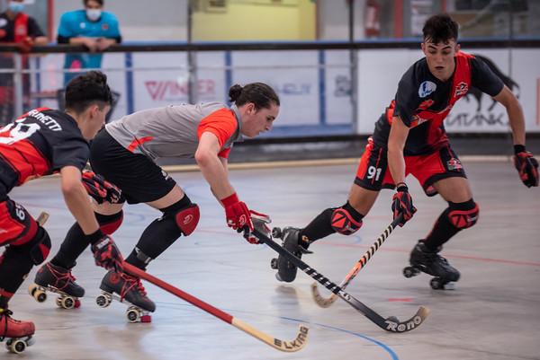 Hockey Breganze vs Hockey Sarzana
