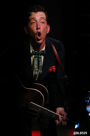 Pokey Lafarge at Bell's Brewery