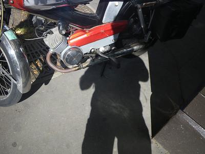 Mystery bikes