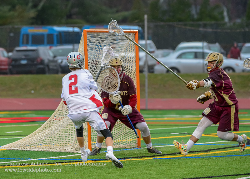 Conard vs. South Windsor - April 2, 2018