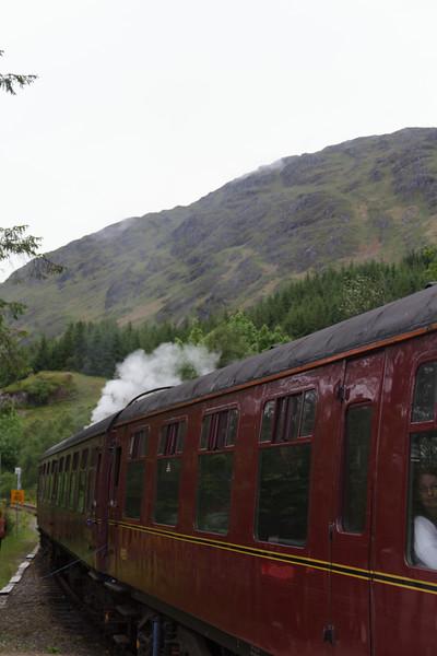 Jacobite Steam Train, Fort William - 22.jpg