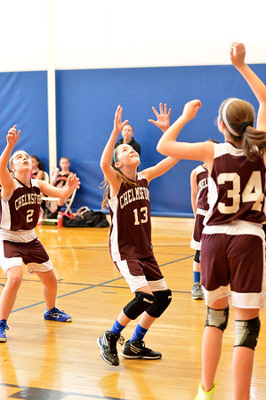 Chelmsford Youth Basketball Dec 27, 2013