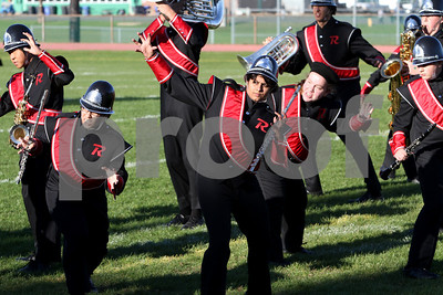 Robbinsville High School Marching band 10-16-10