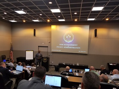 2019 NJSACOP Contemporary Issues in Police Administration Course