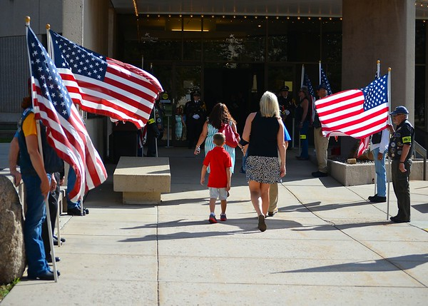 2015 National EMS Memorial Welcoming Ceremony