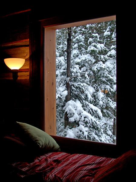 Cabin: Christmas Season