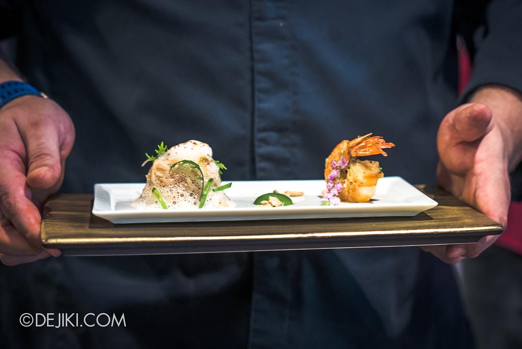 Resorts World Sentosa - RWS Street Eats Showdown - Phad Thai de L'Atelier de Joël Robuchon