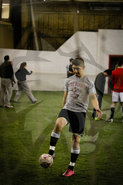 INT - Indoor Soccer
