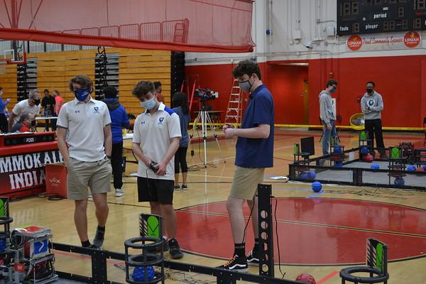 2-6-2021: VEX Robotics Competition