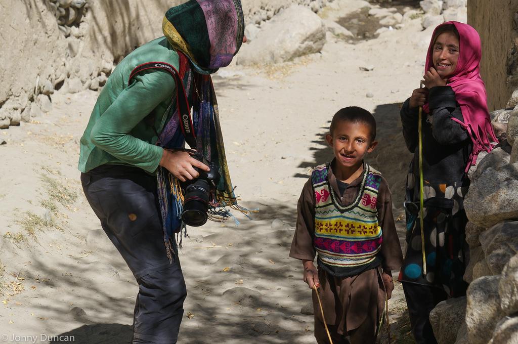photos of afghanistan wakhan corridor