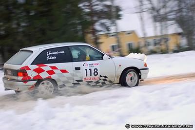 02.02.2008 | Jämsä Ralli, Jämsä