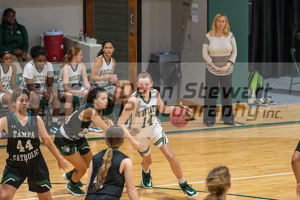 Varsity Girls Basketball 11-18-19