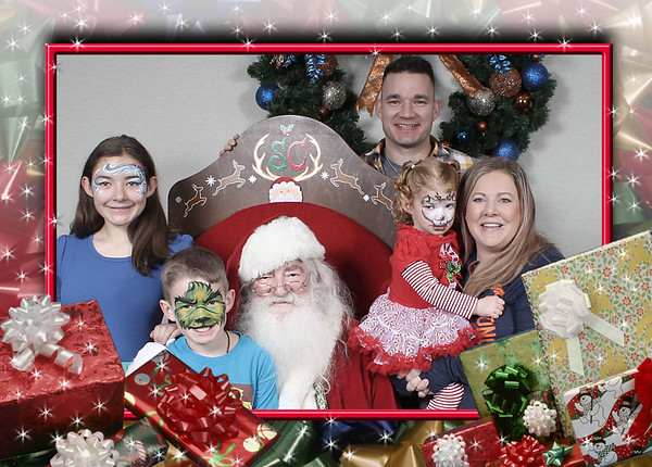 Occidental Children's Holiday Party 2.7.2019