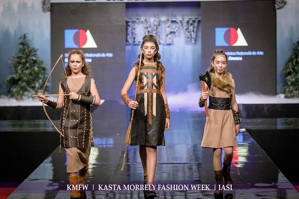 Kasta Morelly Junior Univ. Arte G. Enescu Iasi