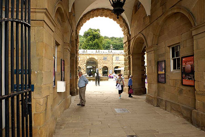 Chatsworth House, Derbyshire : 6 September 2016