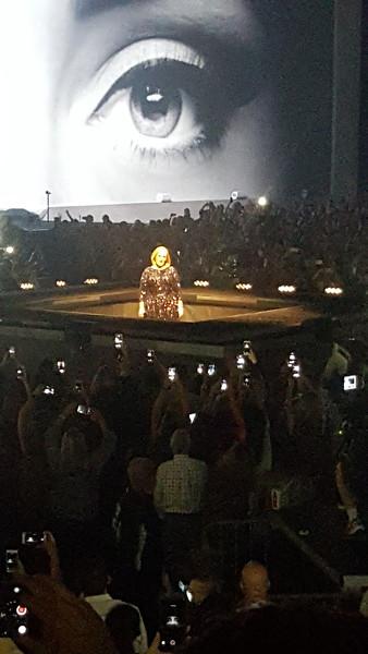 Adele Concert Oct 2016