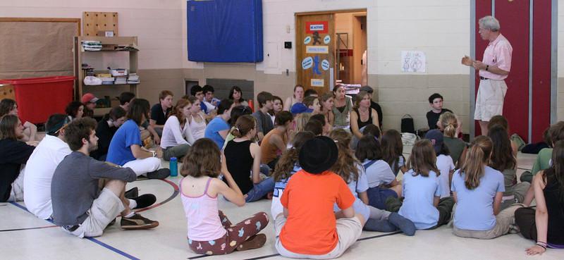Senior and Junior Shakespeare Program