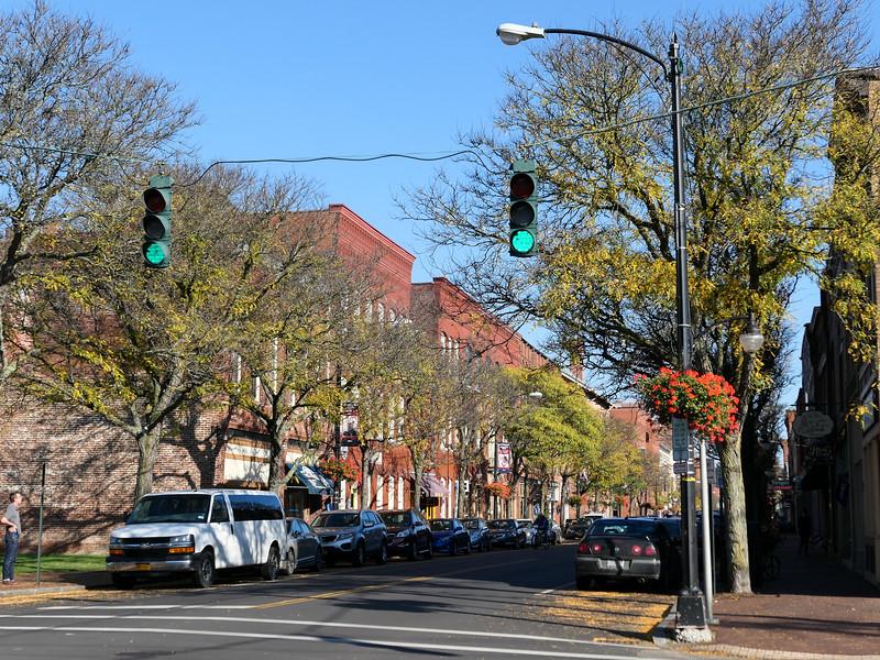 Gaffer District in Corning, New York