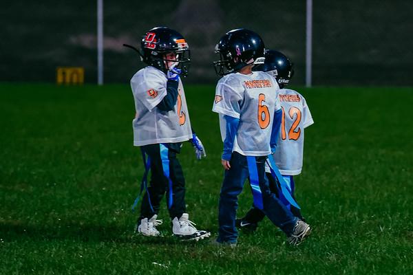 LL Football and Cheer BvsW Oct152019