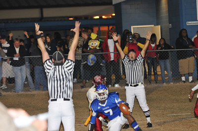 Wilcox County vs Dooly County 11/12/2010