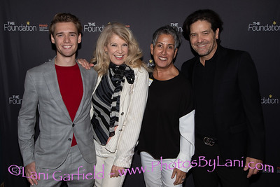 The Foundation Red Carpet Celebrity Event 10/26/19