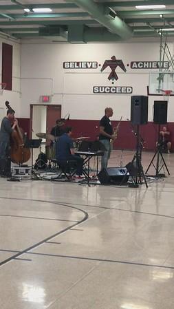 Music in Corrales - Chris Greene Quartet Video